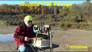 Leupold Scope 1.5 X 4