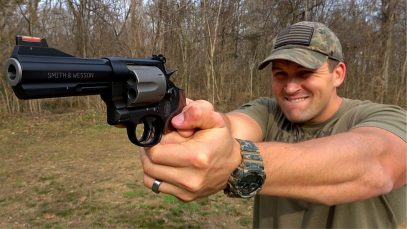 More Recoil Than 500 Magnum ??? (S&W 329PD)