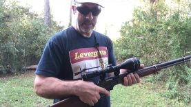 My top five big game lever actions