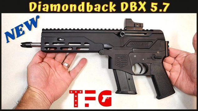 NEW Diamondback DBX 5.7 – TheFirearmGuy