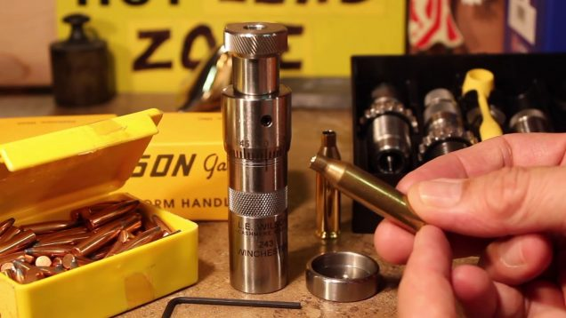 Part 9 Reloading Dies Compared – LE Wilson – Plus The Lyman 8 Use As Arbor Press