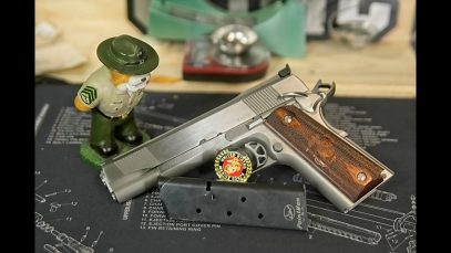 Project 1911 – Pre CZ: Dan Wesson Pointman Major 1911