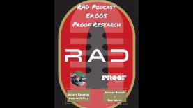 Rad Podcast-Ep.005-Proof Research