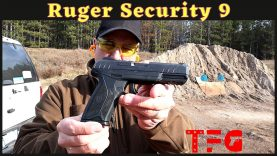 Ruger Security 9 Range Review – TheFirearmGuy