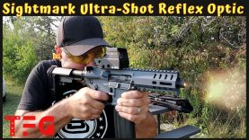 Sightmark Ultra-Shot M-Spec Reflex Optic  – TheFirearmGuy