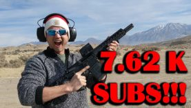 7.62k Subs… 308 Win 160gr AR-10 Loads!