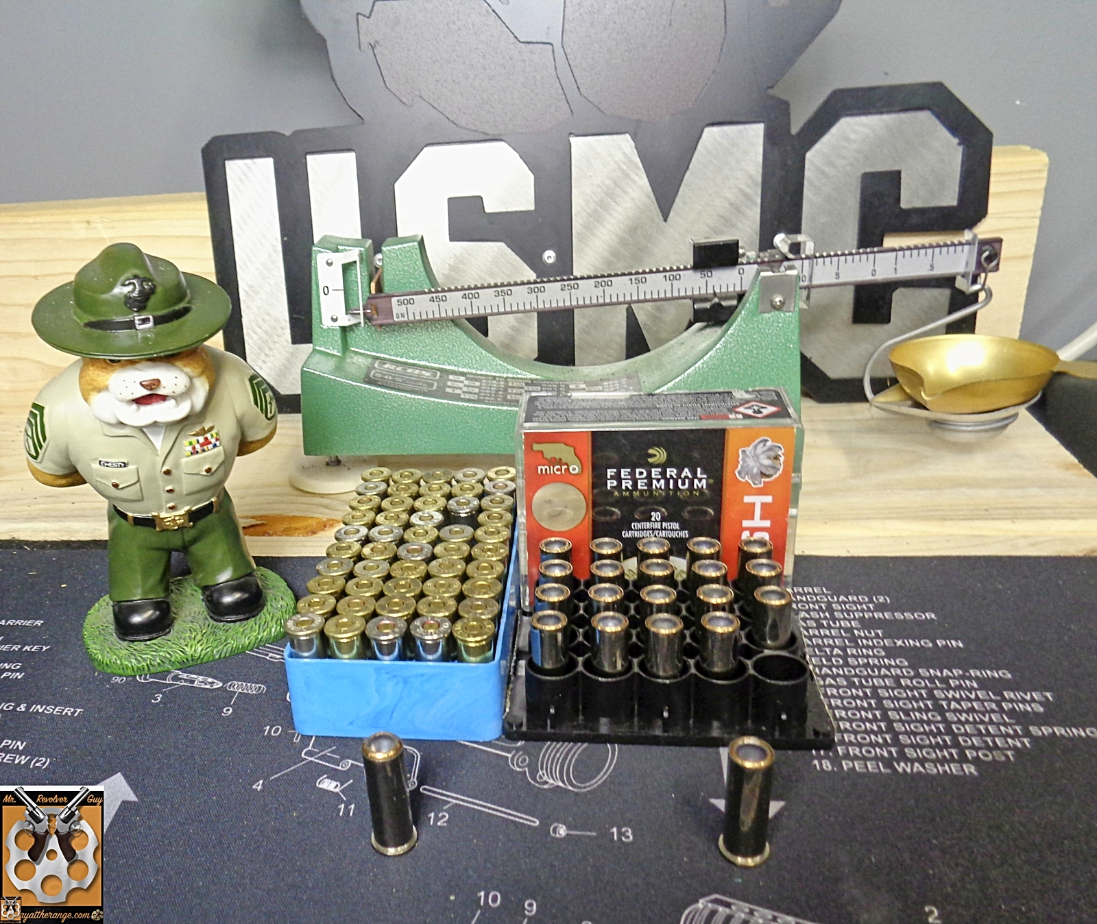 A KIMBER K6S CHRISTMAS: THE IMPORTANCE OF SAFE RELOADING PRACTICES 2
