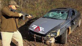 Full Auto 458 SOCOM & AR-15 vs Car 🚙 (Full Auto Friday)