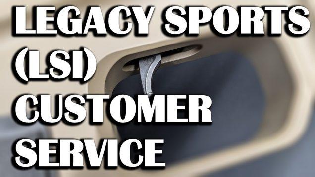 Howa 1500 Mini Customer Support (Legacy Sports LSI)