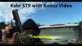 Kahr ST9 with Bonus Video