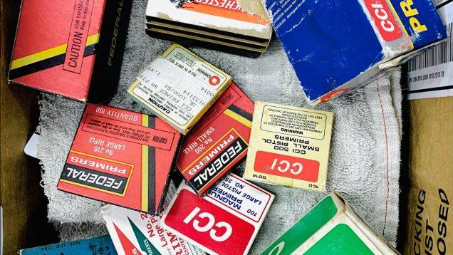 Primers (Old/Vintage) Shoot?