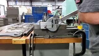 Rebarreling Taurus Model 82