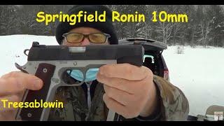 Springfield Ronin 10mm
