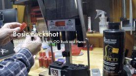 WCChapin | Basic Buckshot – The LEE LOAD ALL II with OO Buck and Herco