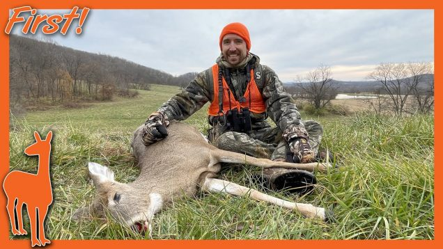 Winchester Experimental Whitetail Hunt – My First Doe with Indian Hill Outfitters