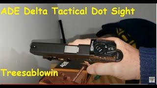ADE Delta Tactical Dot Sight