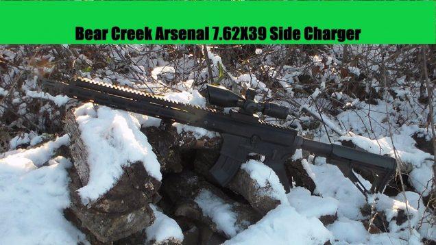 Bear Creek Arsenal  7.62X39 Side Charger