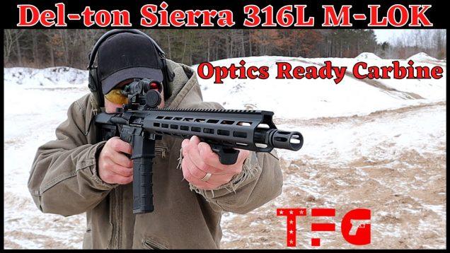 Del-Ton Sierra 316L Optics Ready Carbine – TheFirearmGuy