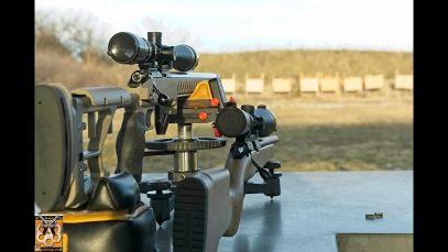 Eley Team Weight Sorted – Christensen Arms Ranger 22 & CZ455 PDC Custom (Temper Tantrum)