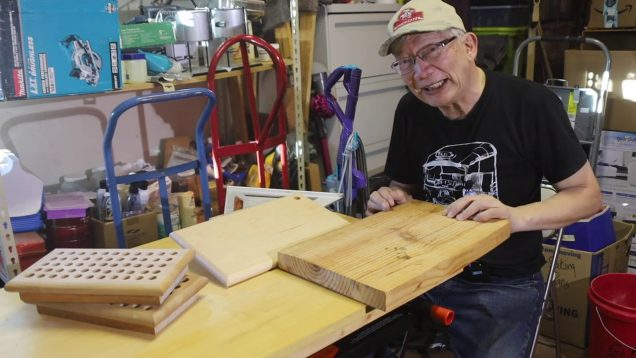 Making A Spacious 50 Round 12 Gauge Reloading Tray Cheap And Easy