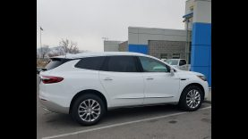 Our New 2021 Buick Enclave AWD – Room For 7 Shooters…..Passengers!!!