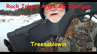 RIA AG Shotgun