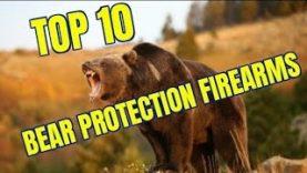 TOP TEN BEAR DEFENSE FIREARMS