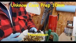 Unknown Brass Case Prep 10mm