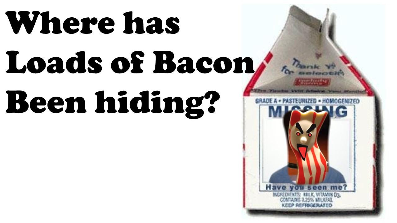 Loads of Bacon Channel Update 2