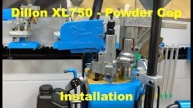 Dillon XL750 – Powder Sensor – Cop – Installation   Pt 7