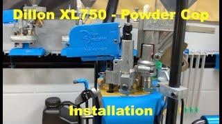 Dillon XL750 – Powder Sensor – Cop – Installation   Pt 7