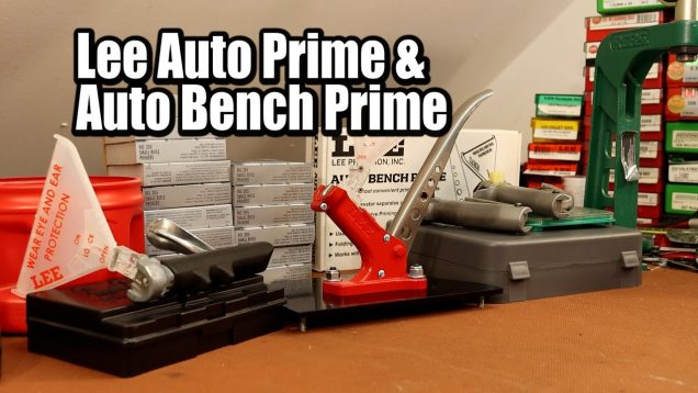 Lee Auto Prime and Bench Prime