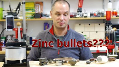 ZINC bullets a real alternative?