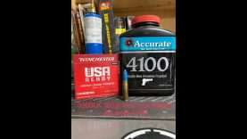 300Blackout 150gr Lead Cast Bullets with Accurate 4100