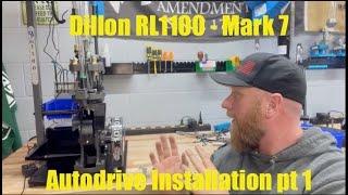 Dillon RL1100 – Mark 7 Autodrive Series – Pt 2
