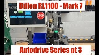 Dillon RL1100 – Mark 7 Autodrive Series – Pt3