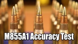 M855A1 Accuracy Test