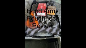 Bond Arms Roughneck 45ACP Review