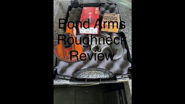 Bond Arms Roughneck 45ACP Review