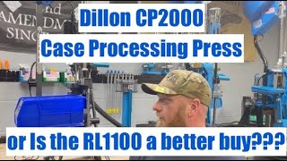 Dillon CP2000 – How mine is setup… or is the RL1100 a better choice?