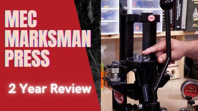 MEC Marksman Press, 2 Year Review!