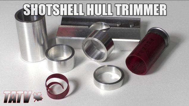 Shotshell Hull Trimmer Kit