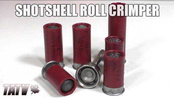 Shotshell Roll Crimper