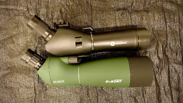 Budget Spotting Scopes (Must Have)