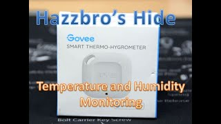 GoVee Thermo Hygrometer – Temperature and Humidity Monitoring for Gun Owners and Reloaders