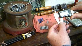 Zinc Casting 300 blk bullets – part 2