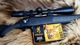 .243 win 97gr Browning BXR Ammunition