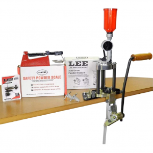 LEE Value 4 Hole Turret Press Kit (90928)