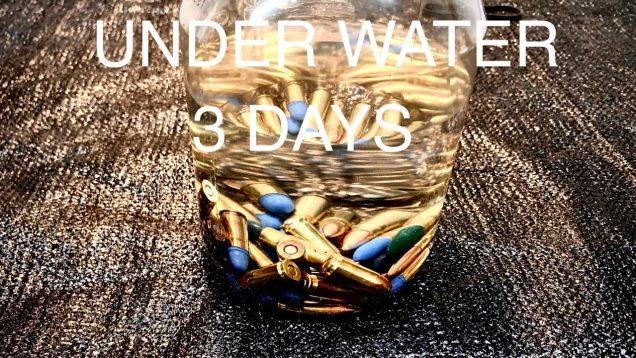 AMMO (UNDER WATER) 72 HOURS
