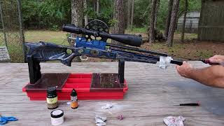 Cleaning My Air Rifle